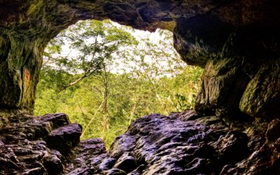 Caves in the Book of Genesis